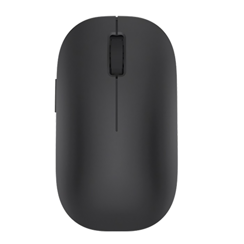 Беспроводная bluetooth мышь Mi Wireless Mouse black 1