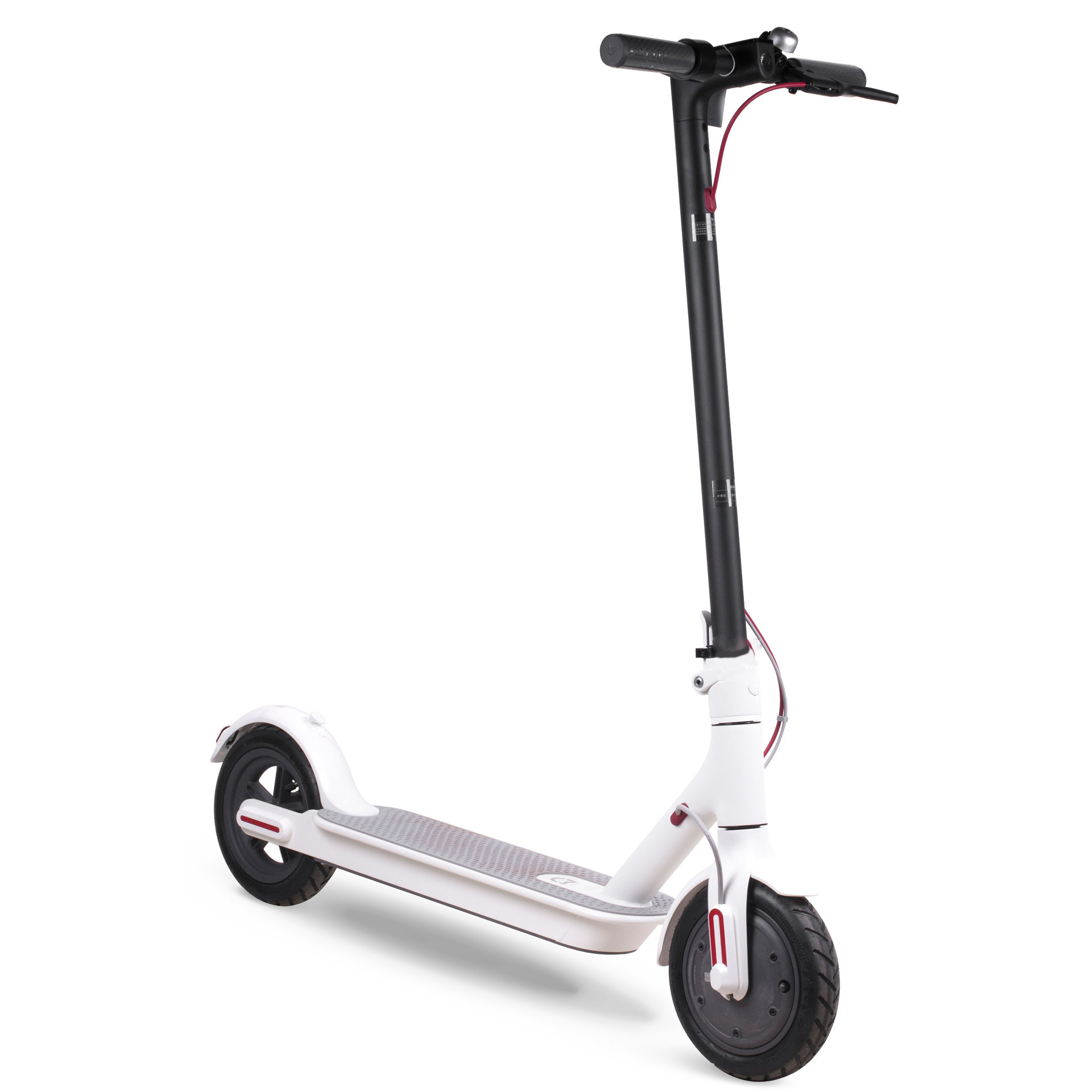 Электросамокат Xiaomi Mijia Electric Scooter white 3