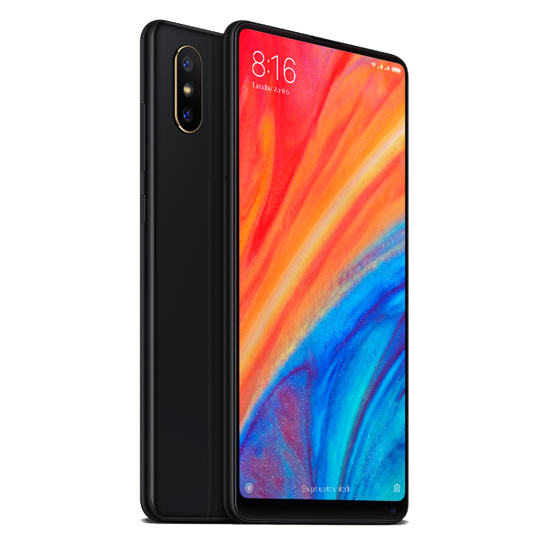 Mi Mix 2S 6/64GB black 1