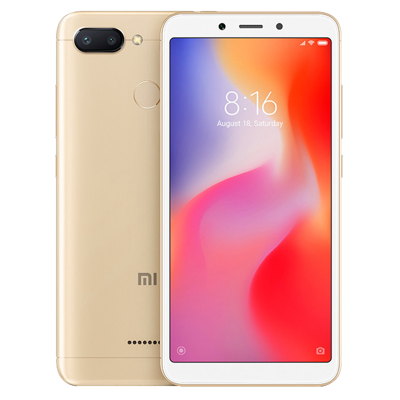 Redmi 6 4/64GB