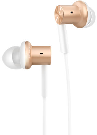 Mi In-Ear Headphone Pro Gold