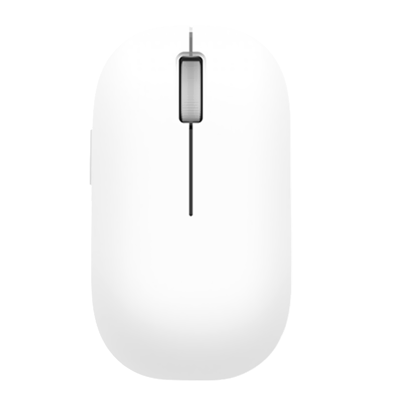 Беспроводная bluetooth мышь Mi Wireless Mouse white 1