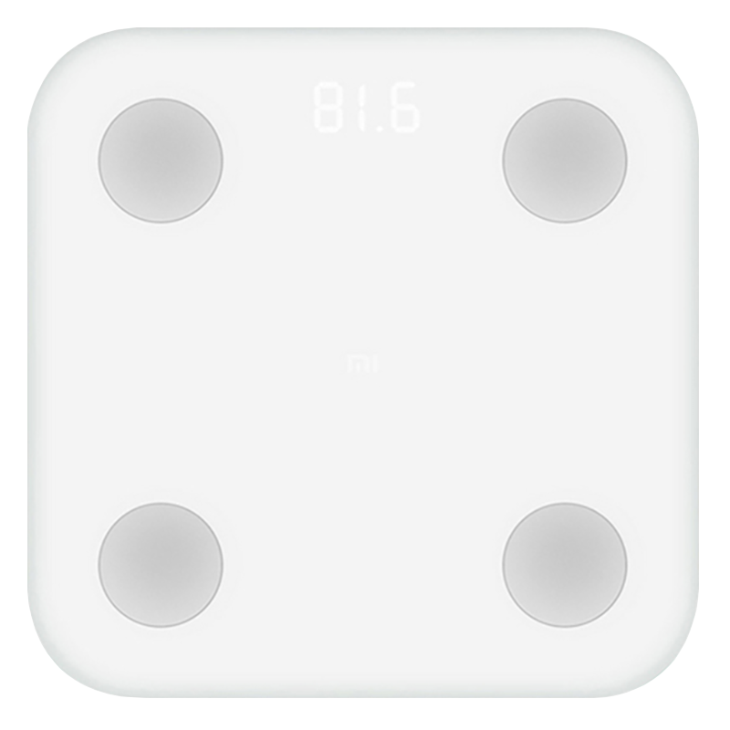 Умные весы Mi Body Composition Scale white 4